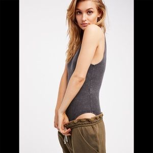 NWT Free People Bangin' Bodysuit